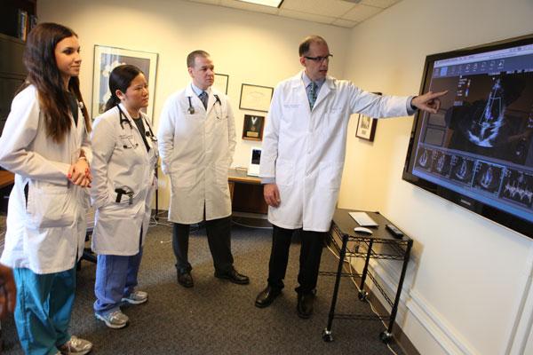 Applicant: Internal Medicine Bedside Ultrasound IMBUS