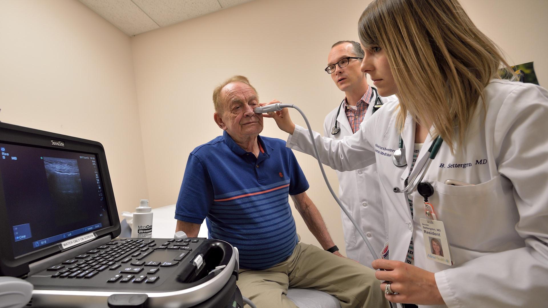Abbott Northwestern Hospital Internal Medicine Residency